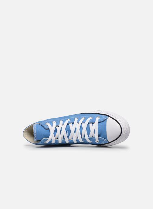 Sneakers Converse Chuck Taylor All Star Seasonal Color Hi W Blå se fra venstre
