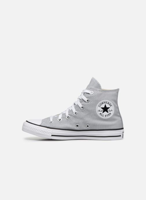 Baskets Converse Chuck Taylor All Star Seasonal Color Hi W Gris vue face