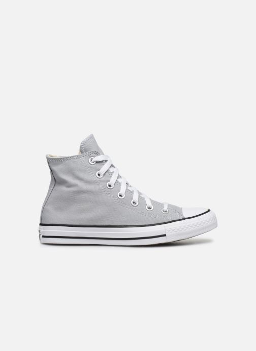 Baskets Converse Chuck Taylor All Star Seasonal Color Hi W Gris vue derrière