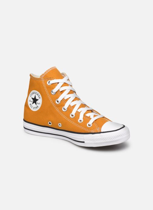 Baskets Converse Chuck Taylor All Star Seasonal Color Hi W Marron vue détail/paire