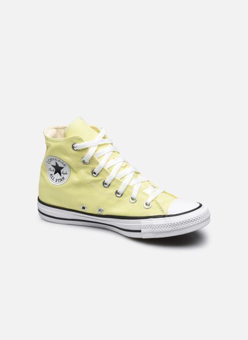 Sneakers Converse Chuck Taylor All Star Seasonal Color Hi W Geel detail