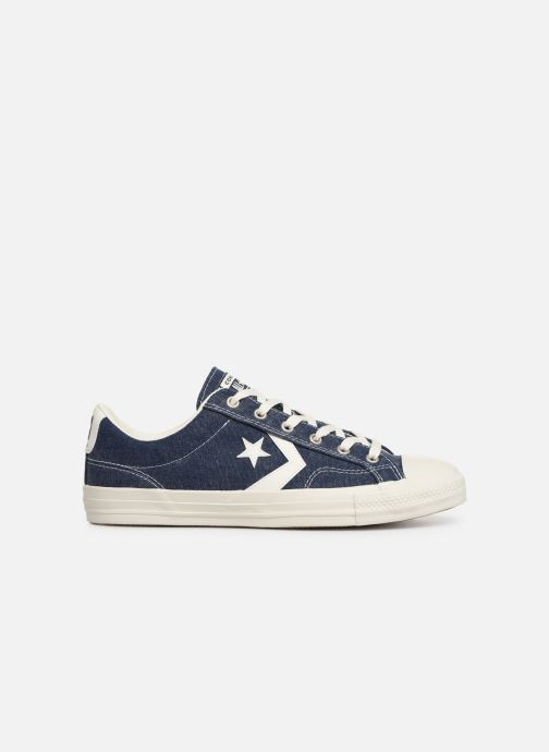 Trainers Converse Star Player Sun Backed Ox Blue back view