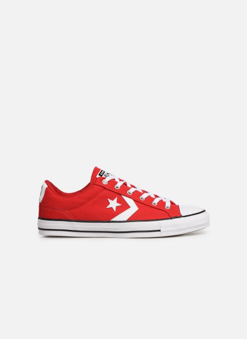 Trainers Converse Star Player Beach Flow Ox Red back view