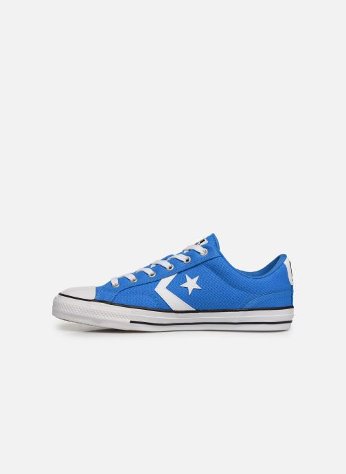 Sneaker Converse Star Player Beach Flow Ox blau ansicht von vorne