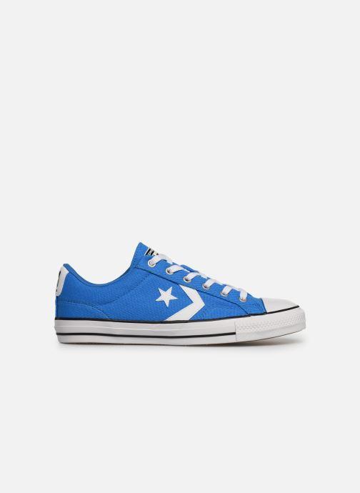 Sneaker Converse Star Player Beach Flow Ox blau ansicht von hinten
