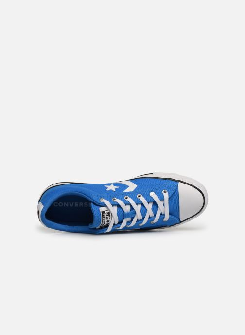 Deportivas Converse Star Player Beach Flow Ox Azul vista lateral izquierda