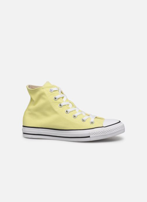 Trainers Converse Chuck Taylor All Star Seasonal Color Extension Hi Yellow back view