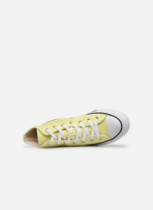 Trainers Converse Chuck Taylor All Star Seasonal Color Extension Hi Yellow view from the left