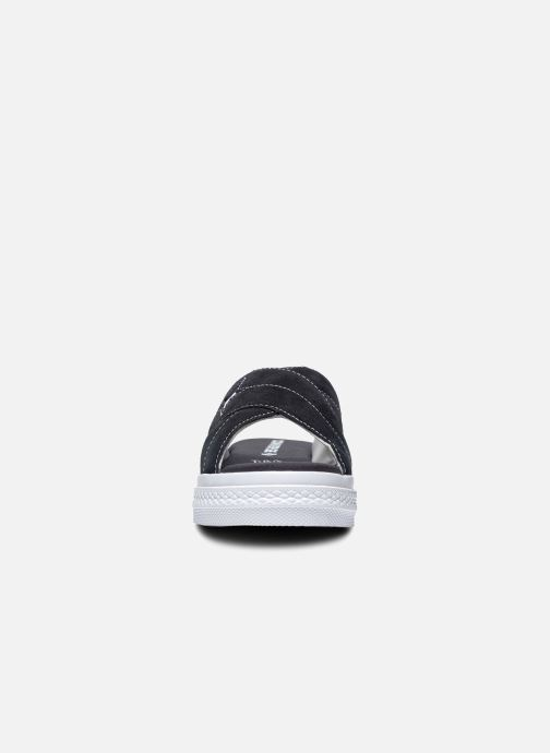 Slippers Converse One Star Sandal Sandalism Slip Zwart model