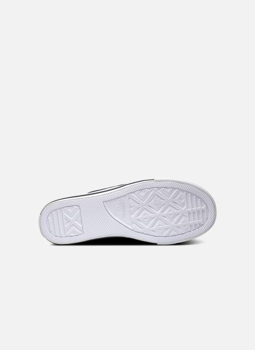Mules et sabots Converse One Star Sandal Sandalism Slip Noir vue gauche