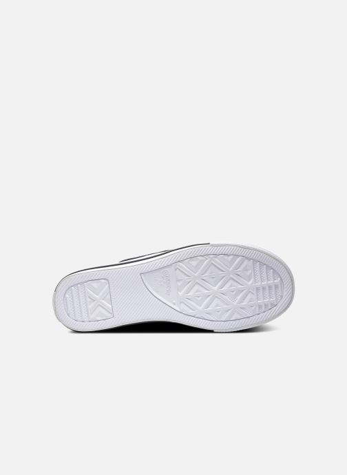 Zuecos Converse One Star Sandal Sandalism Slip Negro vista lateral izquierda