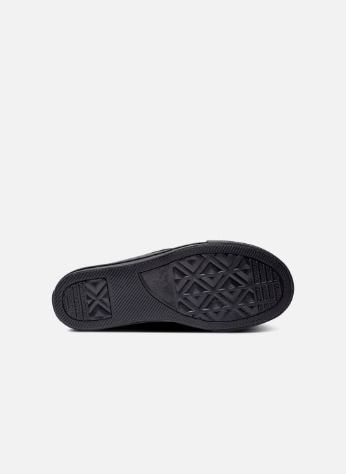 Flip flops Converse One Star Sandal Sandalism Slip Black view from the left