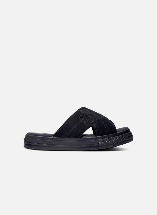 Flip flops Converse One Star Sandal Sandalism Slip Black detailed view/ Pair view