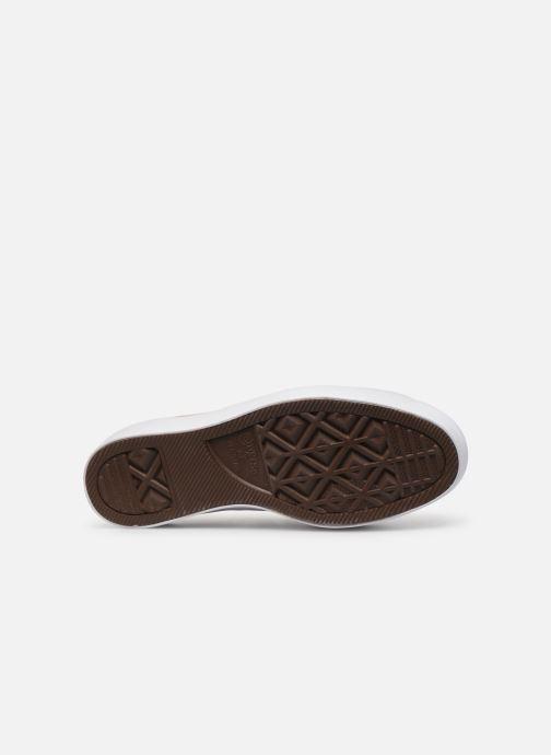 Sneakers Converse One Star Platform Seasonal Color Ox Roze boven