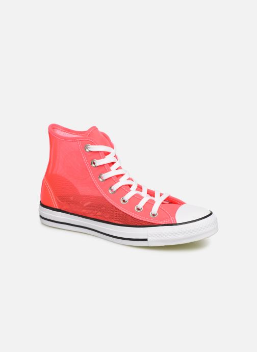 Trainers Converse Chuck Taylor All Star See Thru Hi Pink detailed view/ Pair view