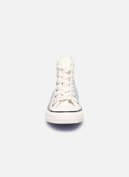 Trainers Converse Chuck Taylor All Star See Thru Hi Grey model view