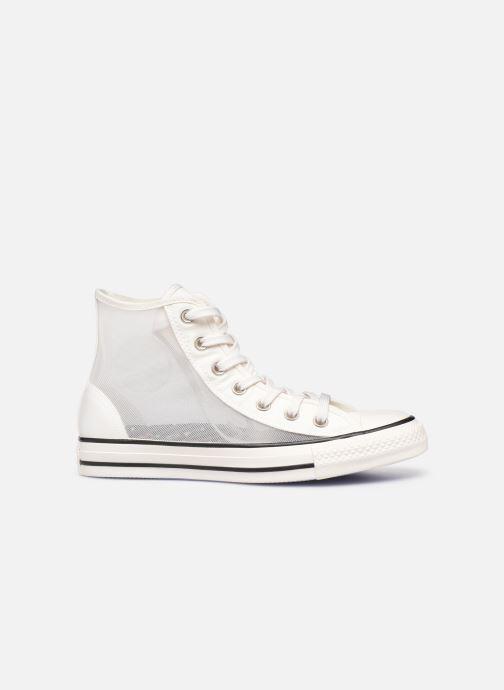 Sneakers Converse Chuck Taylor All Star See Thru Hi Grijs achterkant