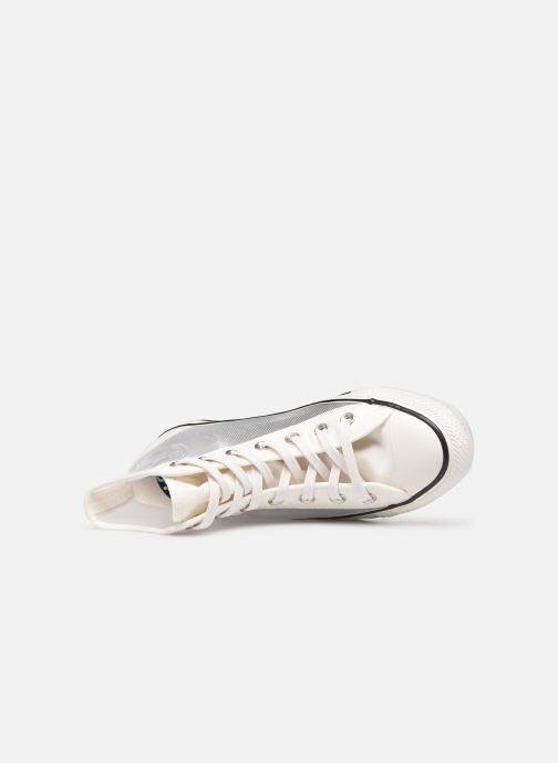 Sneakers Converse Chuck Taylor All Star See Thru Hi Grijs links
