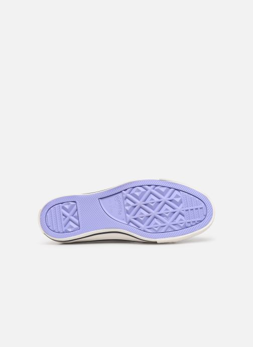 Sneakers Converse Chuck Taylor All Star See Thru Hi Grijs boven