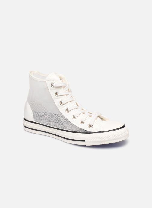 Sneakers Converse Chuck Taylor All Star See Thru Hi Grijs detail
