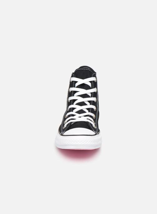 Sneakers Converse Chuck Taylor All Star See Thru Hi Zwart model