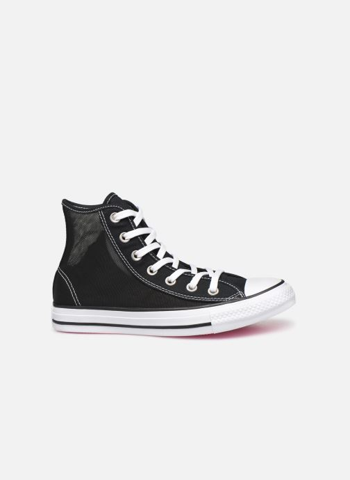 Trainers Converse Chuck Taylor All Star See Thru Hi Black back view