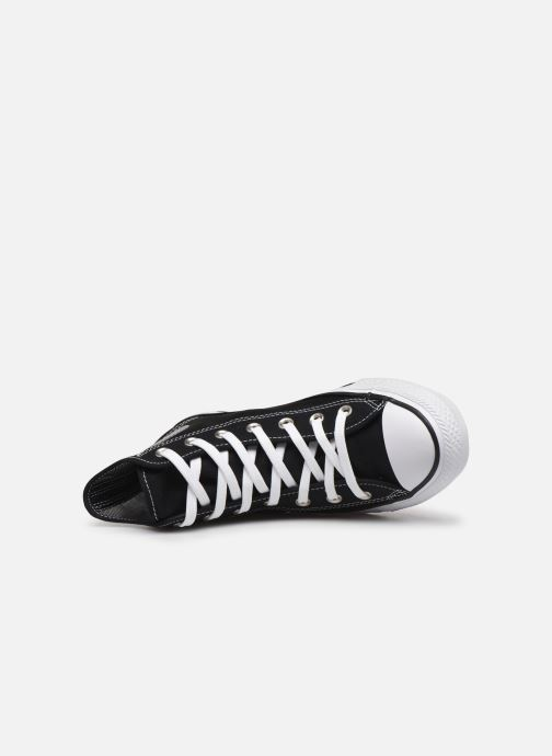 Trainers Converse Chuck Taylor All Star See Thru Hi Black view from the left