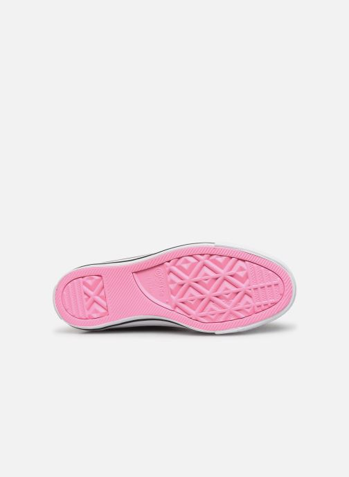 Sneakers Converse Chuck Taylor All Star See Thru Hi Zwart boven