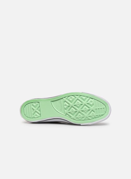 Sneakers Converse Chuck Taylor All Star See Thru Ox Zwart boven