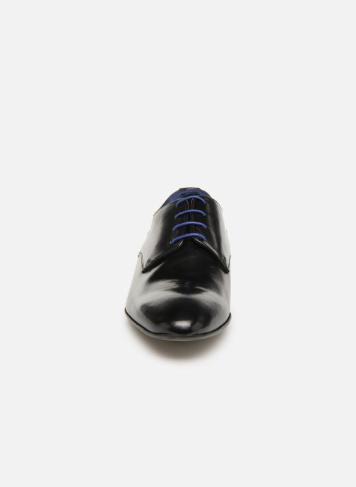 Veterschoenen Azzaro Deligo Zwart model