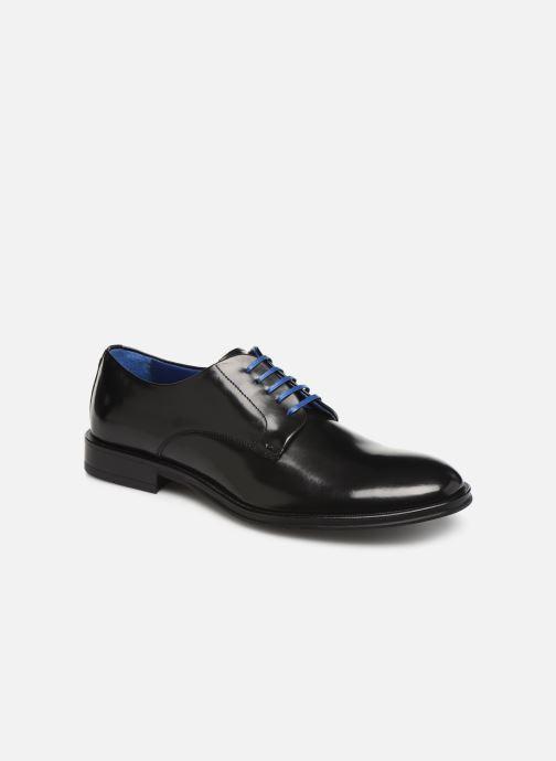 Zapatos con cordones Azzaro Farano Negro vista de detalle / par