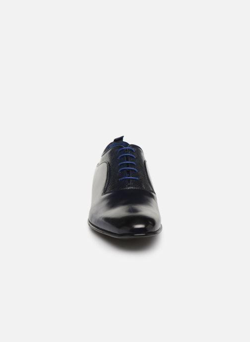 Chaussures à lacets Azzaro Malot Bleu vue portées chaussures