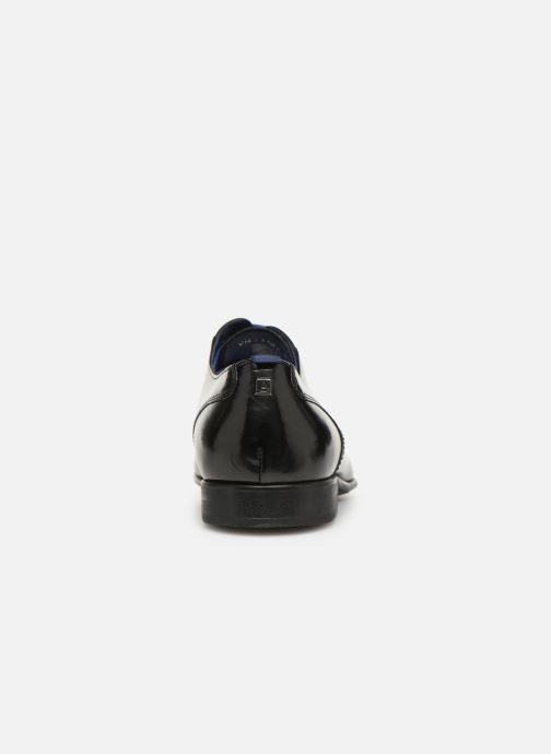 Chaussures à lacets Azzaro Monfort Noir vue droite