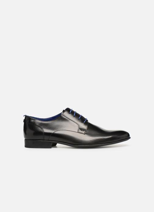 Chaussures à lacets Azzaro Monfort Noir vue derrière