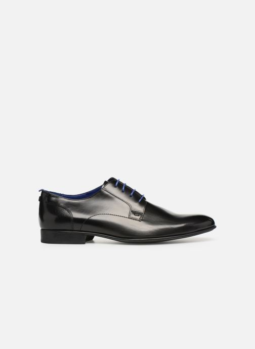 Lace-up shoes Azzaro Monfort Black back view