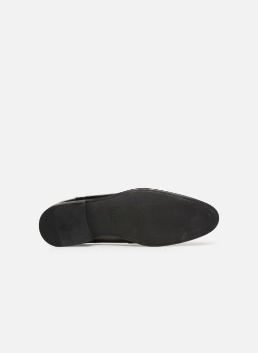 Lace-up shoes Azzaro Monfort Black view from above