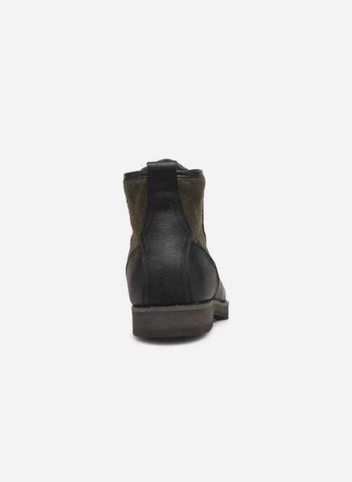 Bottines et boots Levi's Logan Noir vue droite