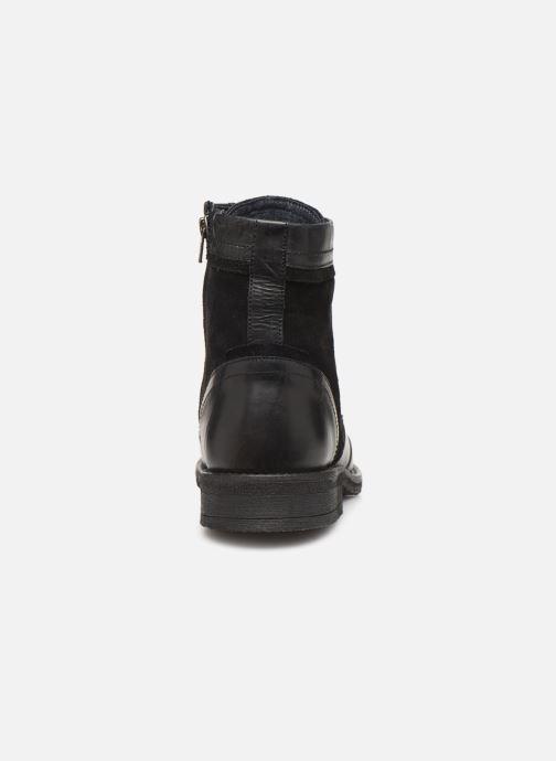 Bottines et boots Levi's Whitfield Noir vue droite