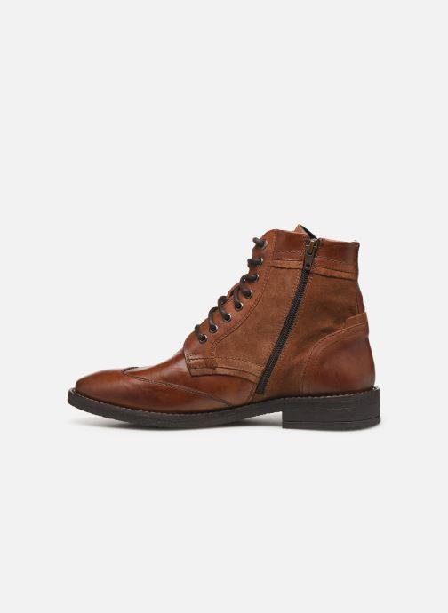 Bottines et boots Levi's Whitfield Marron vue face