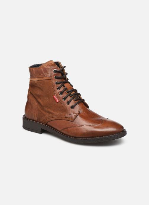 Bottines et boots Levi's Whitfield Marron vue détail/paire