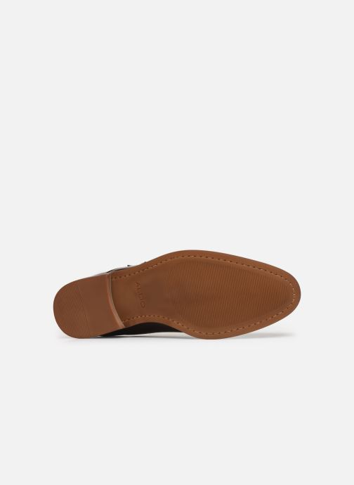 Mocassins Aldo Catallo Marron vue haut