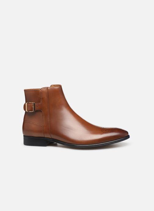 Bottines et boots Aldo Galiradien Marron vue derrière