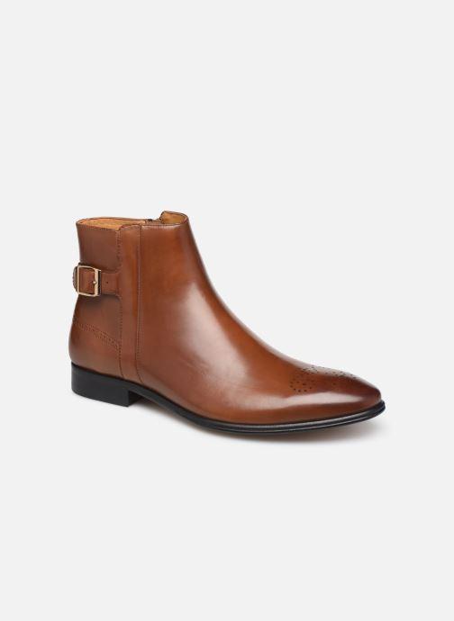 Bottines et boots Aldo Galiradien Marron vue détail/paire