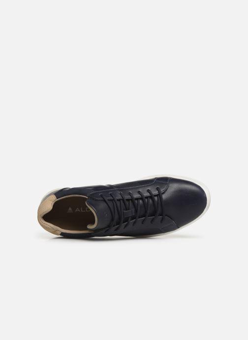 Sneaker Aldo Keraria blau ansicht von links