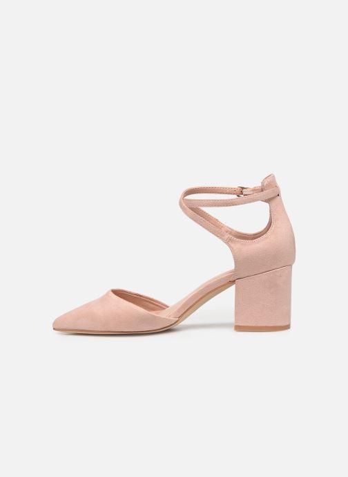 Sandales et nu-pieds Aldo Brookshear Rose vue face