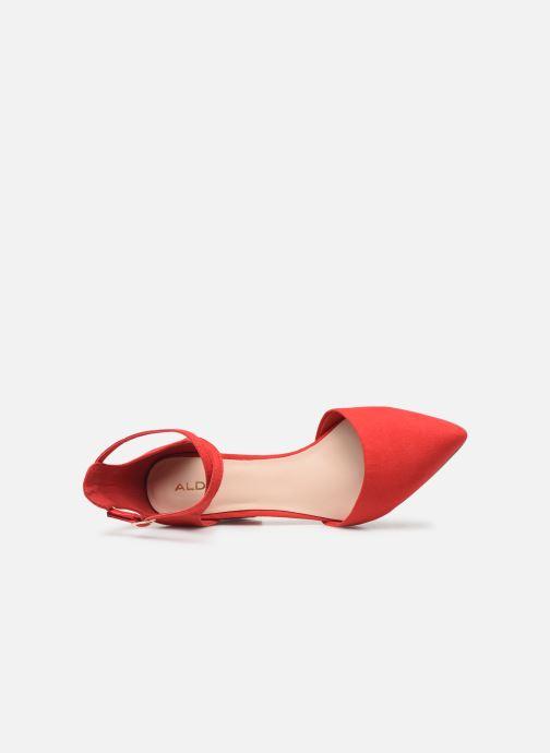 Sandales et nu-pieds Aldo Brookshear Rouge vue gauche