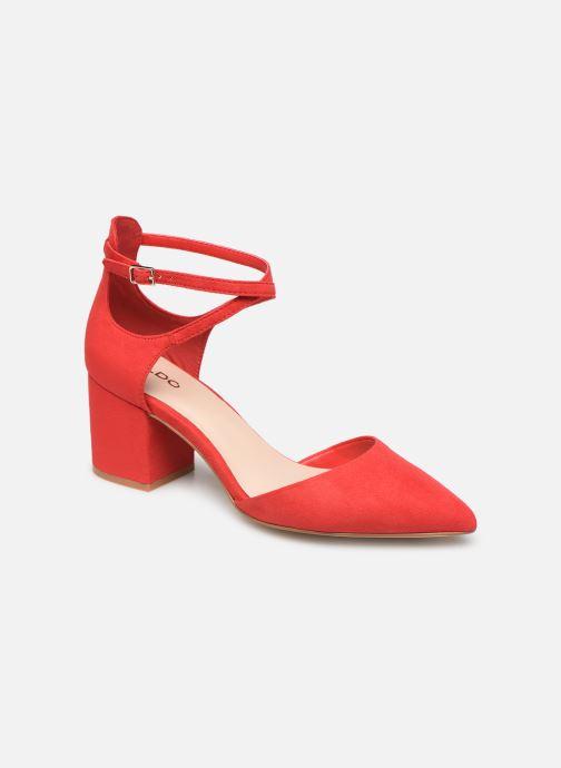 Sandales et nu-pieds Aldo Brookshear Rouge vue détail/paire