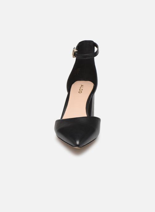 Sandales et nu-pieds Aldo Keclya Noir vue portées chaussures