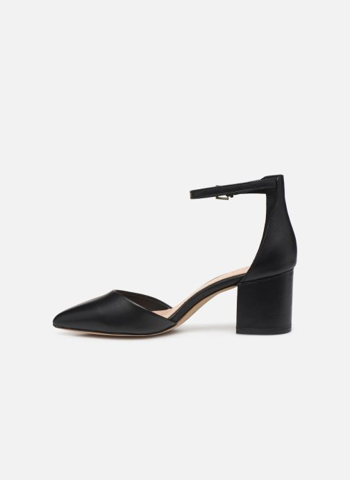Sandales et nu-pieds Aldo Keclya Noir vue face
