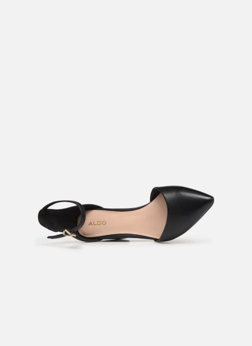 Sandales et nu-pieds Aldo Keclya Noir vue gauche